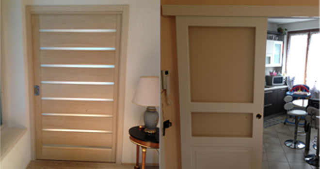 Porte interne agoprofil e exea a varese porte blindate - Porte plastica interne ...